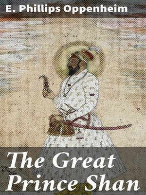 cover image of The Great Prince Shan