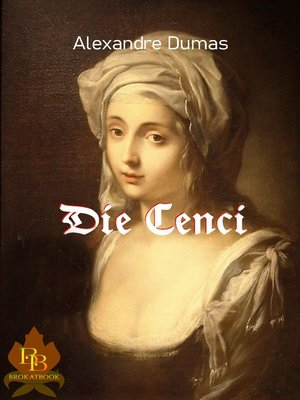 cover image of Die Cenci