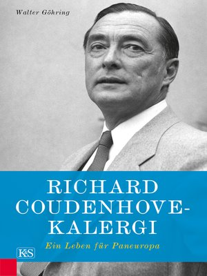 cover image of Richard Coudenhove-Kalergi