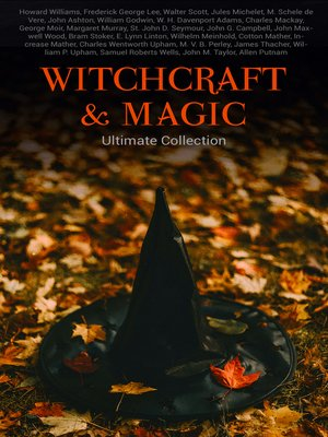 cover image of WITCHCRAFT & MAGIC--Ultimate Collection