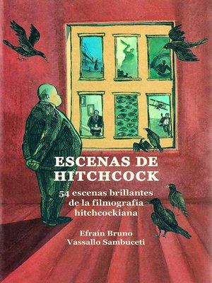 cover image of Escenas de Hitchcock