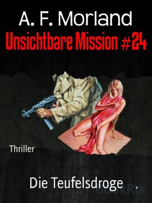 cover image of Unsichtbare Mission #24