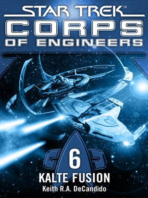 cover image of Star Trek--Corps of Engineers 06