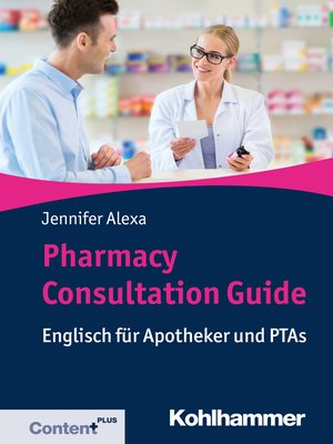 cover image of Pharmacy Consultation Guide