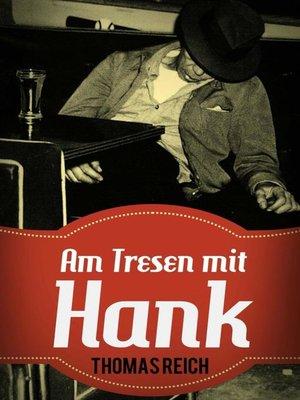 cover image of Am Tresen mit Hank