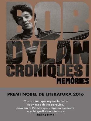 cover image of Cròniques I (edició en català)