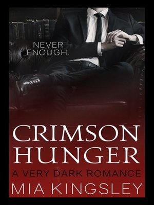 cover image of Crimson Hunger