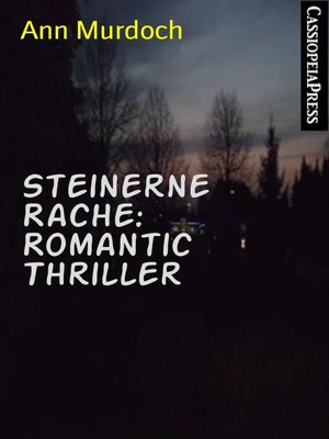 cover image of Steinerne Rache