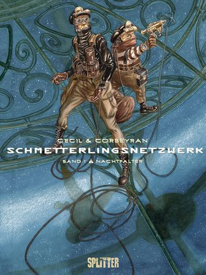 cover image of Schmetterlingsnetzwerk. Band 1