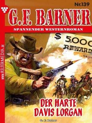 cover image of G.F. Barner 139 – Western