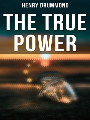 cover image of The True Power