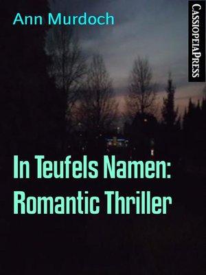 cover image of In Teufels Namen