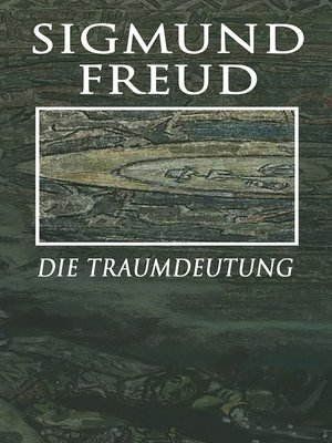 cover image of Die Traumdeutung