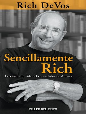 cover image of Sencillamente Rich