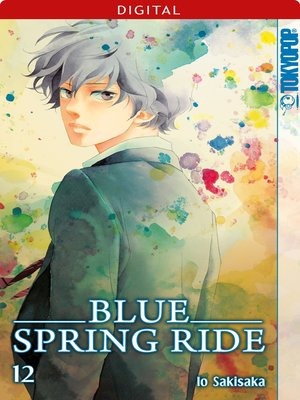 cover image of Blue Spring Ride 12