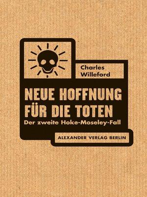 cover image of Neue Hoffnung für die Toten