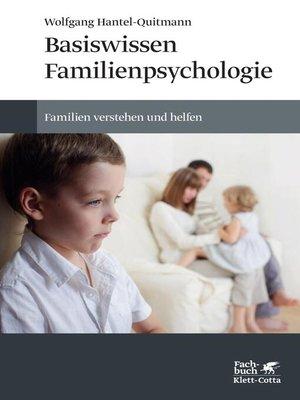 cover image of Basiswissen Familienpsychologie