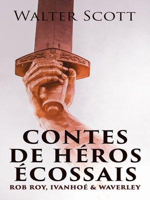 cover image of Contes de héros écossais