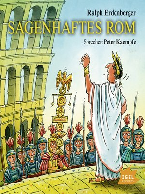 cover image of Sagenhaftes Rom