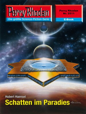 cover image of Perry Rhodan 2511