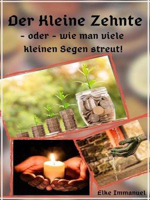 cover image of Der kleine Zehnte