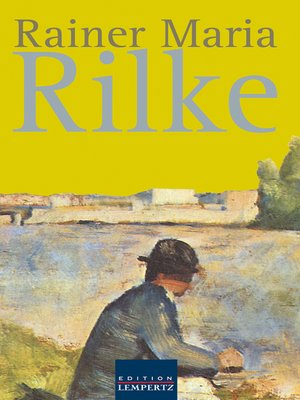 cover image of Rainer Maria Rilke