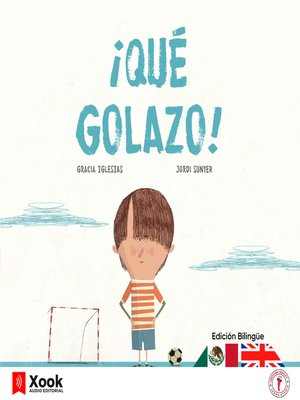 cover image of ¡Qué golazo!--What a goal!