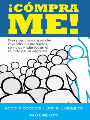 cover image of ¡Cómprame!