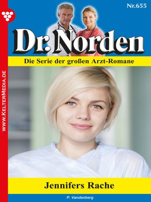 cover image of Dr. Norden 655 – Arztroman