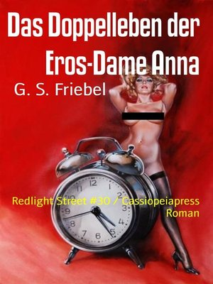 cover image of Das Doppelleben der Eros-Dame Anna