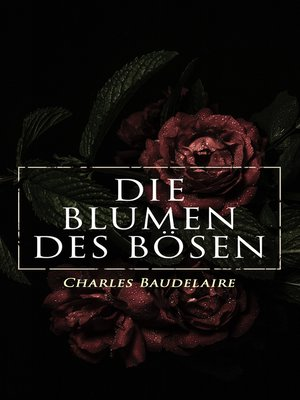 cover image of Die Blumen des Bösen