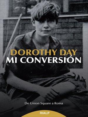 cover image of Mi conversión