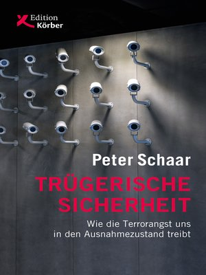 cover image of Trügerische Sicherheit