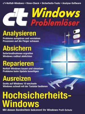 cover image of c't Windows (2018)