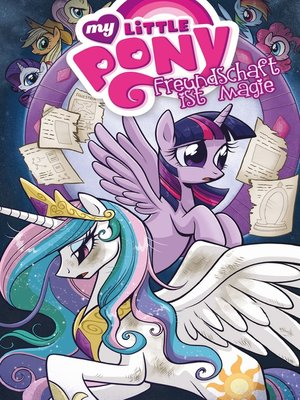 cover image of My little Pony, Band 6