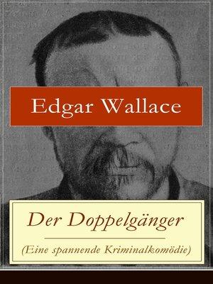 cover image of Der Doppelgänger (Eine spannende Kriminalkomödie)