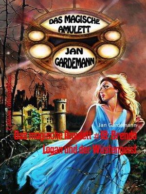 cover image of Das magische Amulett #18