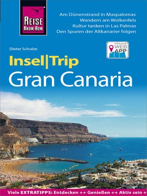 cover image of Reise Know-How InselTrip Gran Canaria