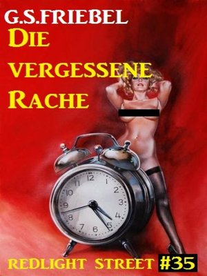cover image of Redlight Street--Die vergessene Rache
