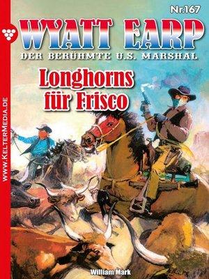 cover image of Wyatt Earp 167 – Western