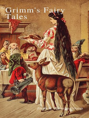 cover image of Grimm's Fairy Tales