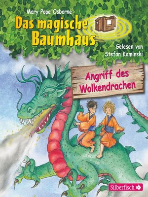 cover image of Angriff des Wolkendrachen
