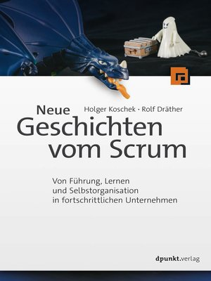 cover image of Neue Geschichten vom Scrum