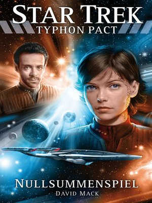 cover image of Star Trek--Typhon Pact 1