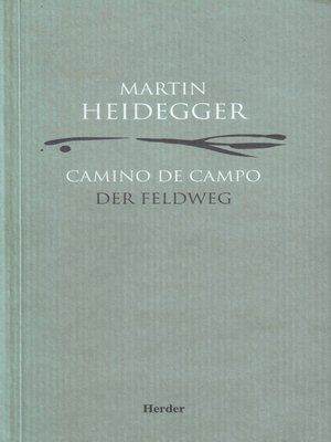 cover image of Camino de campo