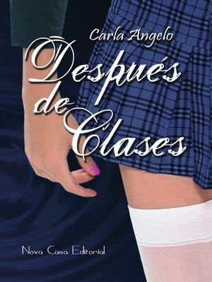 cover image of Después de clases