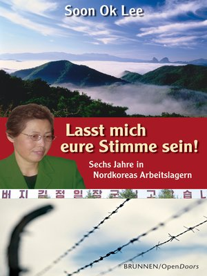 cover image of Lasst mich eure Stimme sein