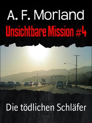 cover image of Unsichtbare Mission #4