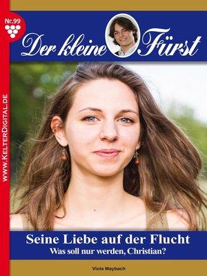 cover image of Der kleine Fürst 99 – Adelsroman