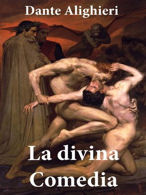 cover image of La Divina Comedia